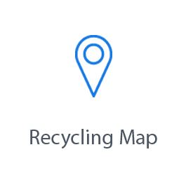 Recycling Map icon