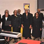 Chris Hays Black History Program 2013
