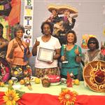 "Senior Program ""Around the World"" Tea 2012"
