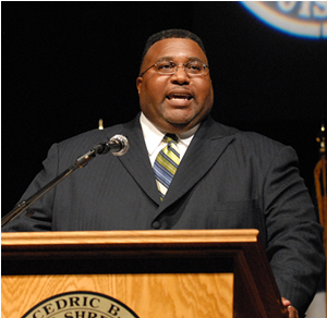 Picture of Mayor Cedric B. Glover
