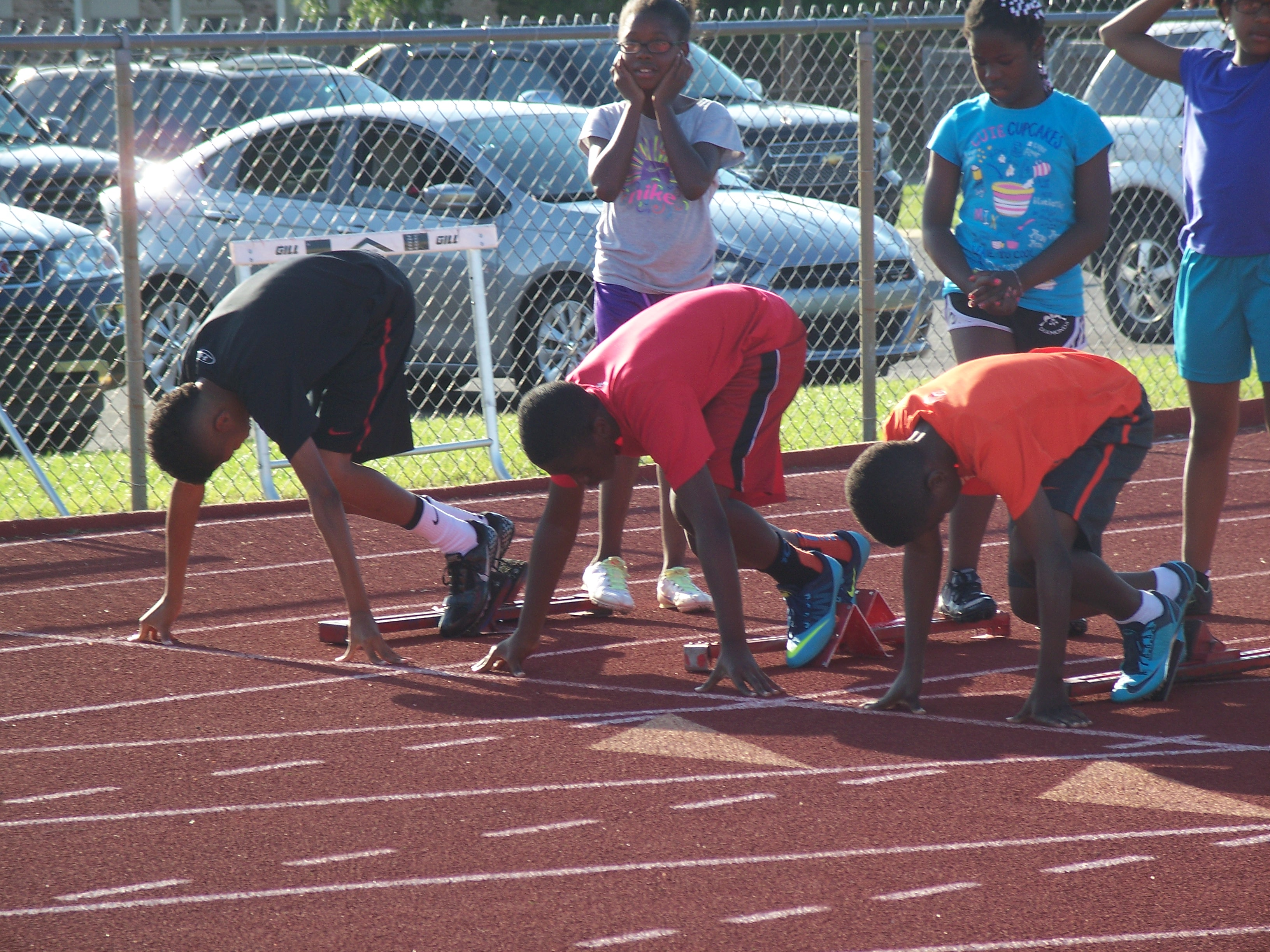 Youth Track and Field